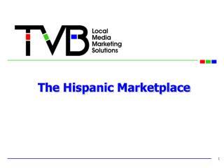 The Hispanic Commercial center