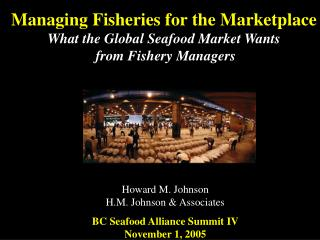 Overseeing Fisheries for the Commercial center What the Worldwide Fish Market Needs from Fishery Chiefs