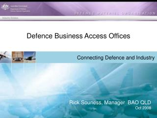 Resistance Business Access Offices