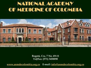 Bogot , Cra. 7 No. 69-11 Tel