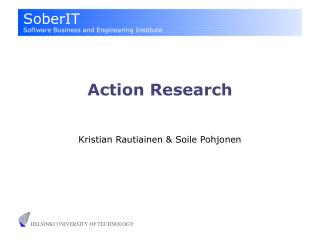 Activity Research