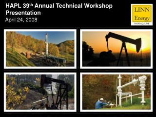 HAPL 39th Annual Technical Workshop Presentation