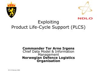 Misusing Product Life-Cycle Support PLCS