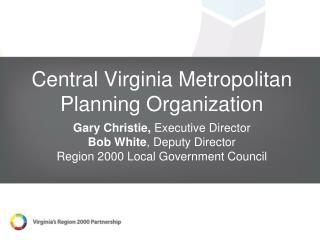 Focal Virginia Metropolitan Planning Organization