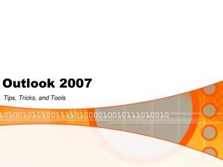 Standpoint 2007