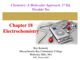 Section 18 Electrochemistry