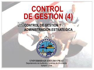CONTROL DE GESTI N 4