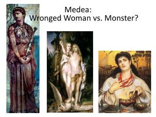Medea in Greek Myth