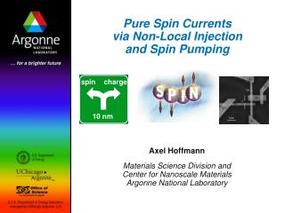 Unadulterated Spin Currents by means of Non-Local Injection and Spin Pumping