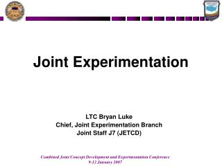 Joint Experimentation