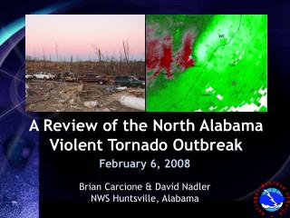 A North's Review Alabama Violent Tornado Outbreak