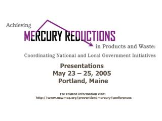 Mercury Caucus: Leadership from the States