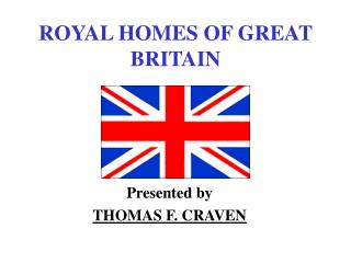 Imperial HOMES OF GREAT BRITAIN