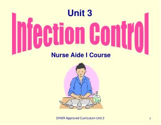 Prologue to Infection Control