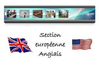 Segment europ enne Anglais