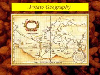 Potato Geography