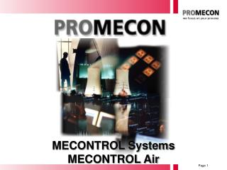 MECONTROL Systems MECONTROL Air