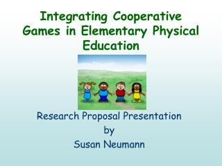 Coordinating Cooperative Games in Elementary Physical Education