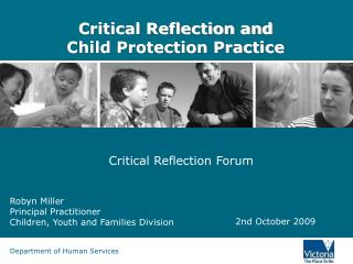 Discriminating Reflection and Child Protection Practice