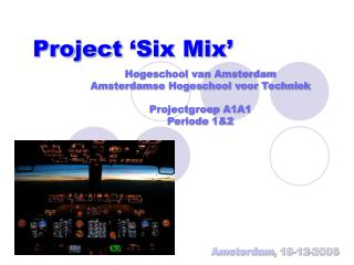 Venture Six Mix