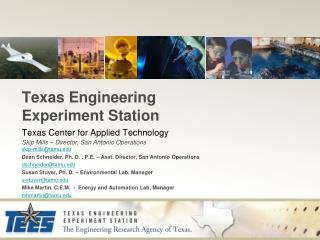 Texas Engineering Experiment Station
