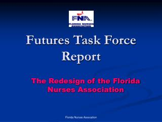Fates Task Force Report