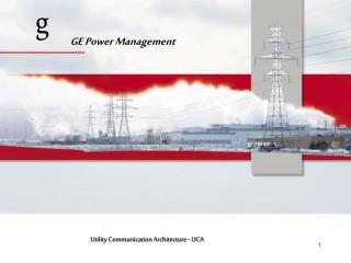 GE Power Management