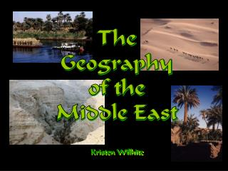 The Middle's Geography East