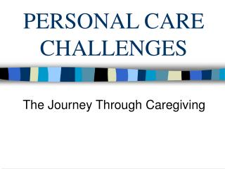 Individual CARE CHALLENGES