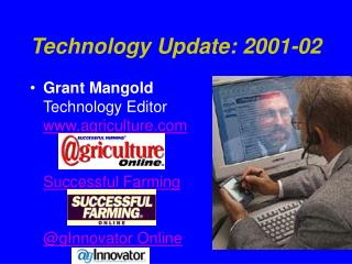 Innovation Update: 2001-02