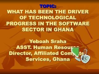 Programming segment in Ghana