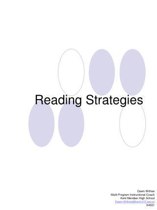 Perusing Strategies