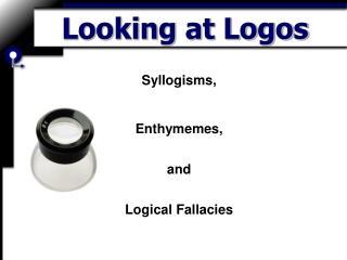 Taking a gander at Logos