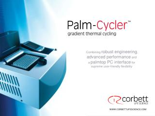 Palm-Cycler Introduction