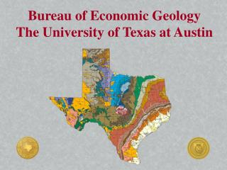 Department of Economic Geology The University of Texas at Austin