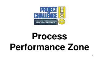 Process Performance Zone