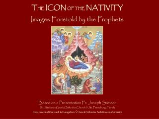An Interactive Lesson on Nativity Prophecies
