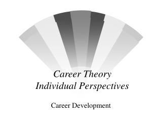 Profession Theory Individual Perspectives