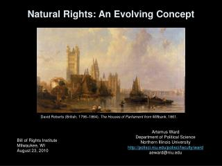 Common Rights: An Evolving Concept