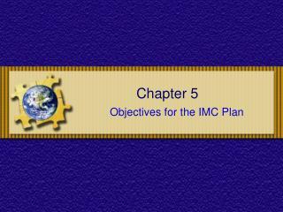 Destinations for the IMC Plan