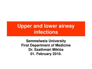 Upper and lower aviation route contaminations