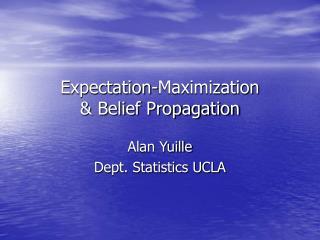 Desire Maximization Belief Propagation