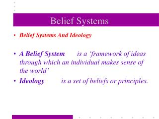 Conviction Systems