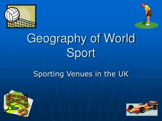 Geology of World Sport