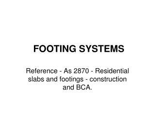 Balance SYSTEMS