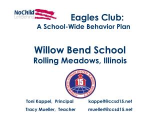 Birds Club: A School-Wide Behavior Plan
