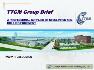 TTGM Group Brief