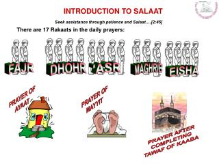 Prologue TO SALAAT