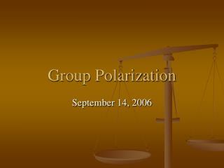 Bunch Polarization