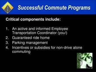 Fruitful Commute Programs